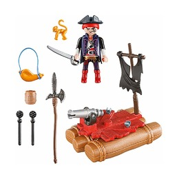 Пиратский плот, возьми с собой
