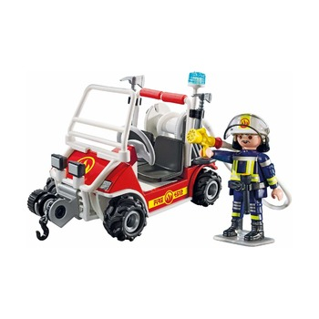 Пожарный квадроцикл
