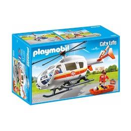 Вертолет скорой помощи