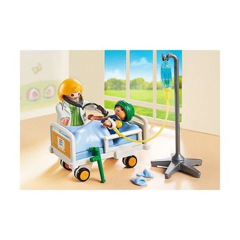 Доктор с ребенком