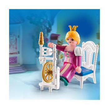Принцесса с прялкой