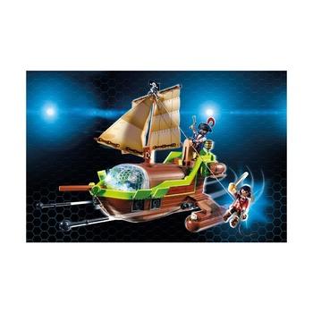 Пират Хамелеон с Руби