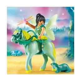 Зачарованная фея с лошадью