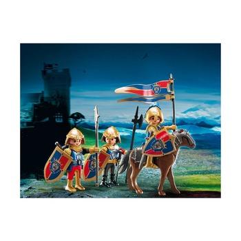 Королевские рыцари Львы