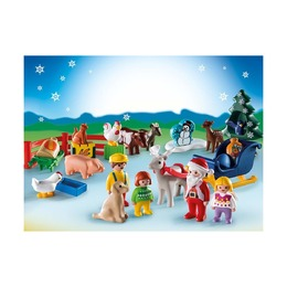 1.2.3 Рождество на Ферме