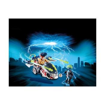 Стэнц с небесным велосипедом