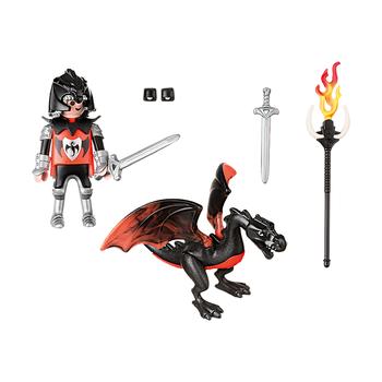 Рыцарь с драконом