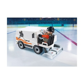 Машина для заливки льда
