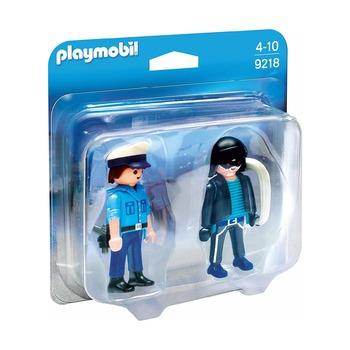 Полицейский и грабитель