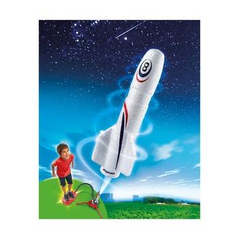 Ракета с пусковым устройством