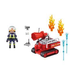 Пожарный робот
