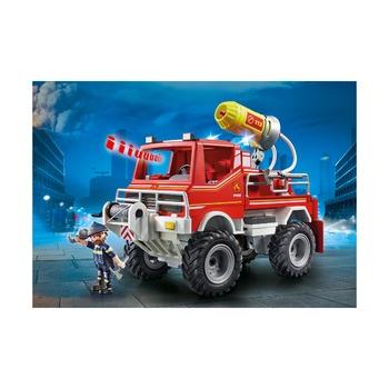 Пожарный фургон