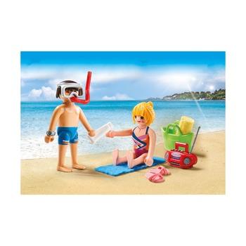 Пляжники