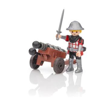 Рыцарь с пушкой