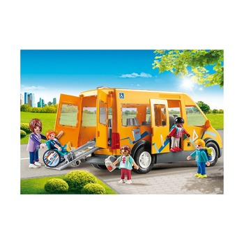 Школьный фургон