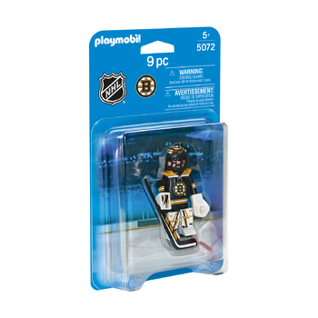 Вратарь НХЛ Бостон Bruins