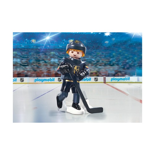 Игрок НХЛ Невада Vegas Knights