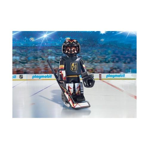 Вратарь НХЛ Невада Vegas Knights