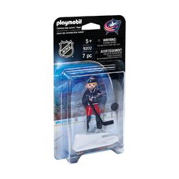 Игрок НХЛ Колумбус Blue Jackets