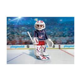 Вратарь НХЛ Колумбус Blue Jackets