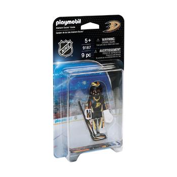 Вратарь НХЛ Анахайм Ducks