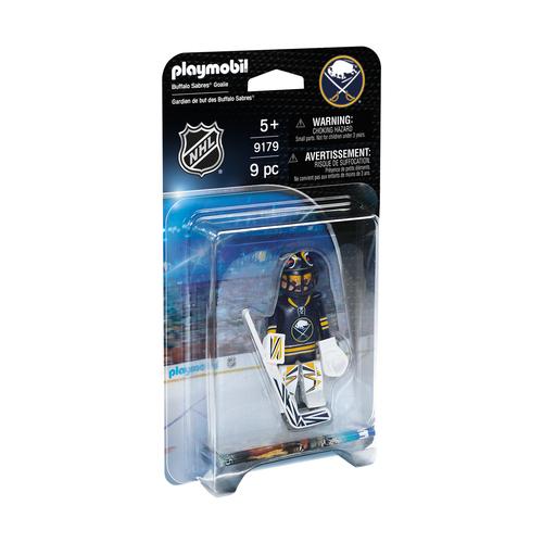 Вратарь НХЛ Буффало Sabres