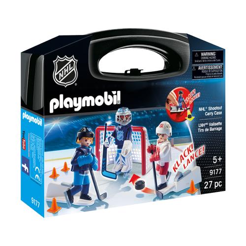 Игроки НХЛ с воротами