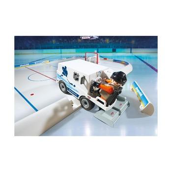 Машина для заливки льда НХЛ Zamboni
