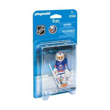 Вратарь НХЛ Нью-Йорк Islanders