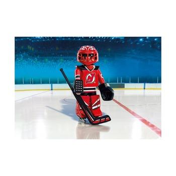 Вратарь НХЛ Нью-Джерси Devils