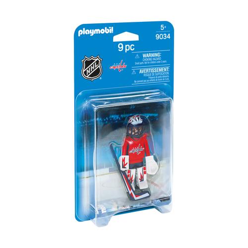 Вратарь НХЛ Вашингтон Capitals