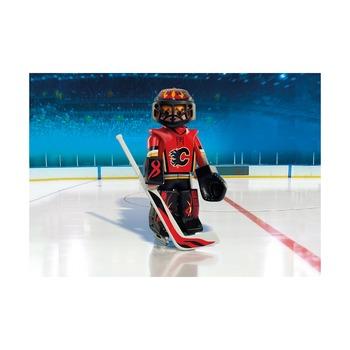 Вратарь НХЛ Калгари Flames