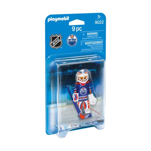 Вратарь НХЛ Эдмонтон Oilers