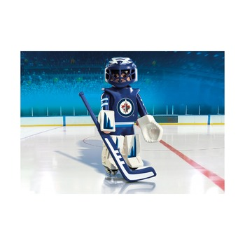 Вратарь НХЛ Виннипег Jets
