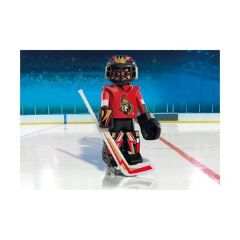 Вратарь НХЛ Оттава Senators