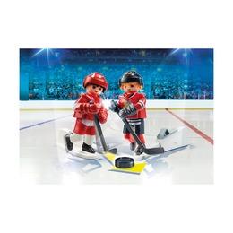 Игроки НХЛ Чикаго против Детройта