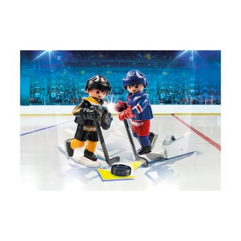 Игроки НХЛ Бостон против Нью-Йорка