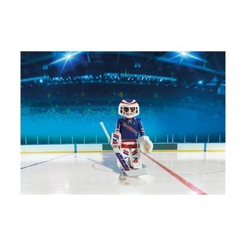 Вратарь НХЛ Нью-Йорк Rangers