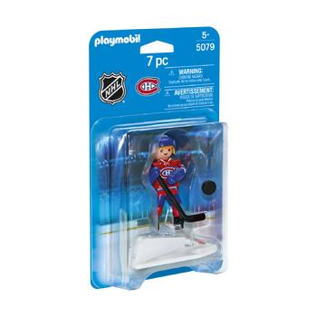 Игрок НХЛ Монреаль Canadiens