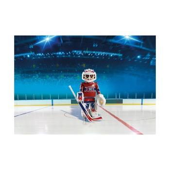 Вратарь НХЛ Монреаль Canadiens