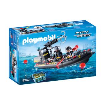 Полицейская лодка