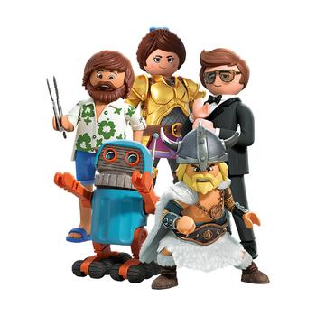Фигурки героев фильма