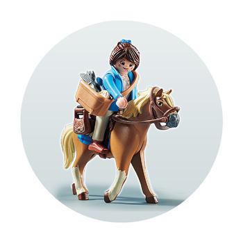 Марла с Лошадью