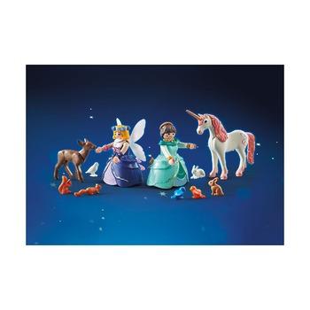 Принцесса в сказочном дворце