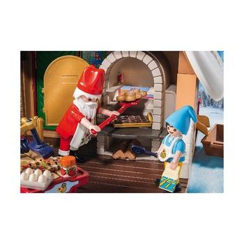Рождественская пекарня с печеньем