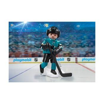 Игрок НХЛ Сан-Хосе Sharks