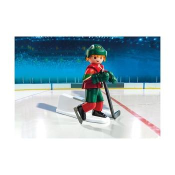 Игрок НХЛ Миннесота Wild