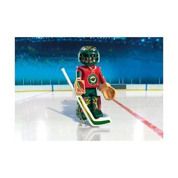 Вратарь НХЛ Миннесота Wild