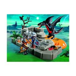 Остров дракона: Скала дракона