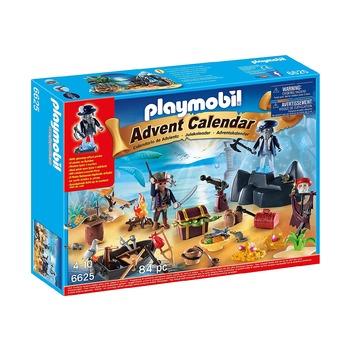 Рождественский календарь Остров пиратских сокровищ